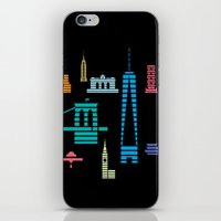 New York Skyline One WTC… iPhone & iPod Skin