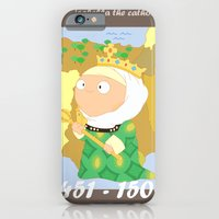 iPhone & iPod Case featuring Isabella I of Castile by Alapapaju