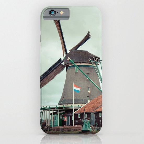 Mill away iPhone & iPod Case