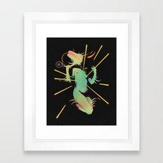 Easter. Framed Art Print