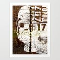 City 17 Art Print