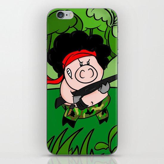 Hambo! iPhone & iPod Skin