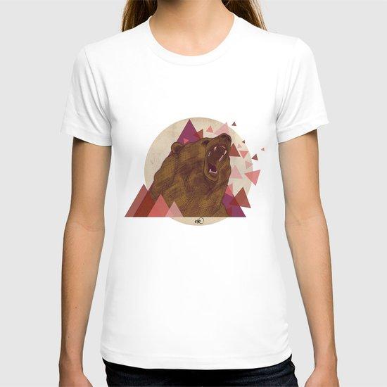 shattered instinct T-shirt