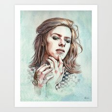 HunkyDory Art Print