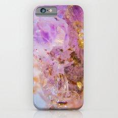 Amethyst Incrustrations Slim Case iPhone 6s