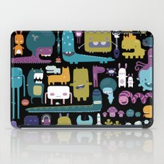 MONSTERS iPad Case
