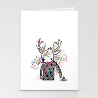 WWWWWWW OF PAUL PIERROT STYLE Stationery Cards