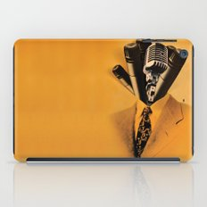 Mr. Microphone iPad Case