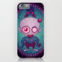 iPhone & iPod Case featuring Nosferatu Jr. by John Schwegel
