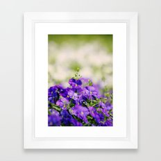 Mystical Meadow Framed Art Print