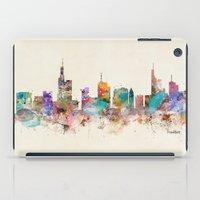 Frankfurt city Germany iPad Case
