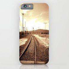 Tracks of my Heart Slim Case iPhone 6s