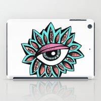 Eye Petals iPad Case