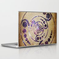 The Harmonious Circle  Laptop & iPad Skin