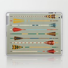 Vintage Arrows Laptop & iPad Skin