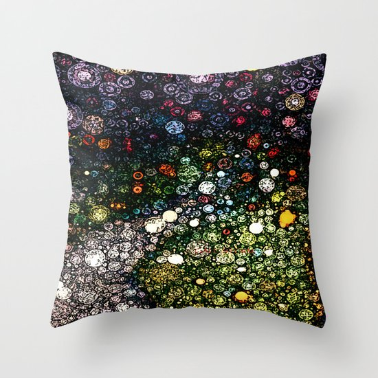 :: Journey :: Throw Pillow