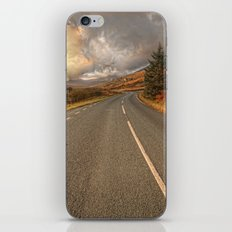 Road Of Colours iPhone & iPod Skin