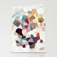 Africa Geometric Abstrac… Stationery Cards