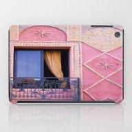 Marrakesh Balcony iPad Case
