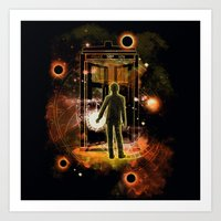 welcome home number 12 Art Print