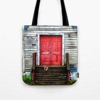 The Last Parishioner Tote Bag