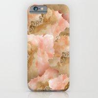 Gold In The Clouds iPhone 6 Slim Case