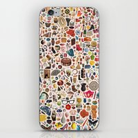 INDEX iPhone & iPod Skin
