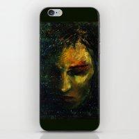 Das Leben ist wie ein trauriger Abend... iPhone & iPod Skin