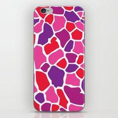 Giraffe Print iPhone & iPod Skin