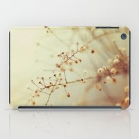 Winter Weeds iPad Case