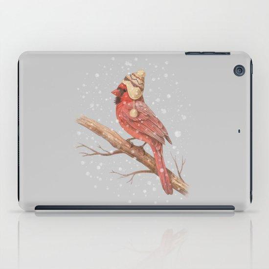 First Snow iPad Case