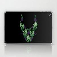 SCORCH pattern ~ Maleficent  Laptop & iPad Skin