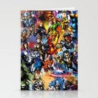 Marvel MashUP Stationery Cards