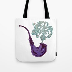 Messy Peace Of Mind Tote Bag