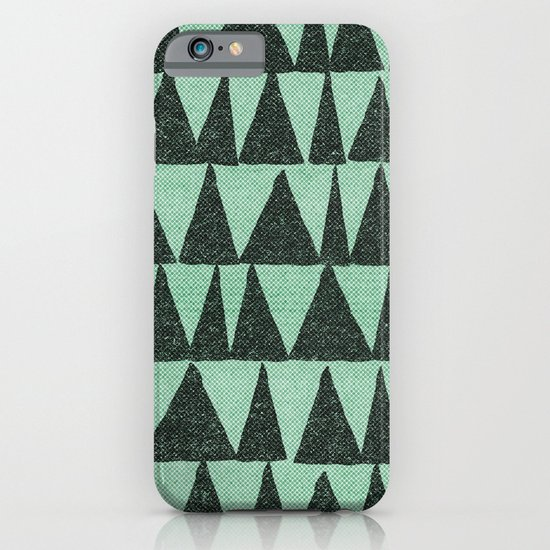 Analogous Shapes. iPhone & iPod Case