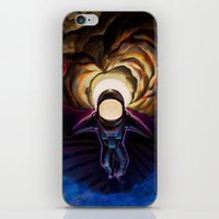 Space Evermore iPhone & iPod Skin