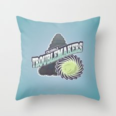 Tribble Troublemakers Throw Pillow