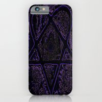 iPhone & iPod Case featuring Nightmare Heartagram by Jussi Lovewell