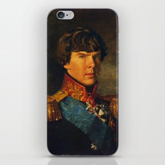 BENEDICT iPhone & iPod Skin