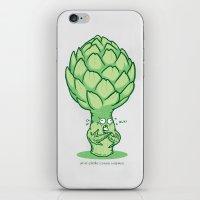 Artichoke iPhone & iPod Skin