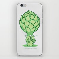 Artichoke iPhone & iPod Skin