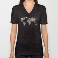 Unisex V-Neck featuring Louis Armstrong Told Us … by Bianca Green