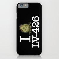 I Love LV-426 iPhone 6 Slim Case