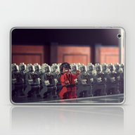 Laptop & iPad Skin featuring This Is Thriller by Powerpig