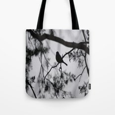 Feed the Bird Tote Bag
