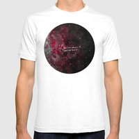 You Can Do It-red Mens Fitted Tee White SMALL