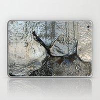 Silver Laptop & iPad Skin