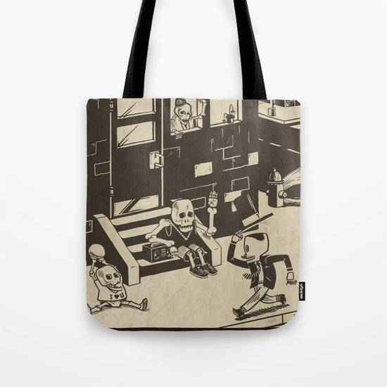 Shed Some Skin Tote Bag