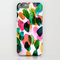 Rainbow Drizzle iPhone 6 Slim Case