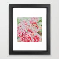 Sweet Lullaby Framed Art Print